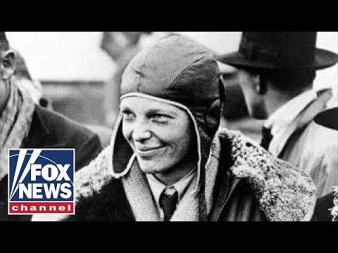 Forensic Dogs Locate Spot Where Amelia Earhart May Have Died