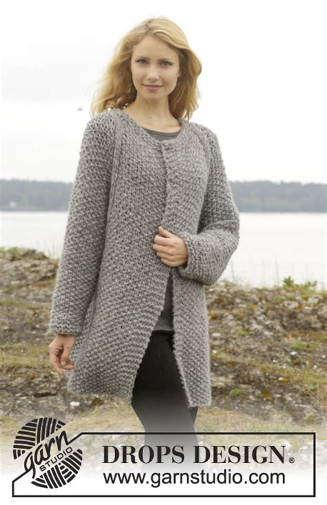 Day After Day Cardigan / DROPS 157-26 - Gratis