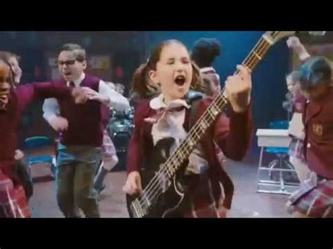 School of Rock The Musical at the New London Theatre