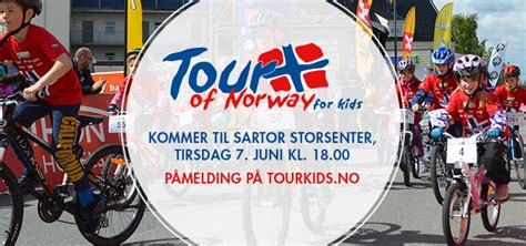 Tour of Norway for Kids | Cyckleklubben Sotra