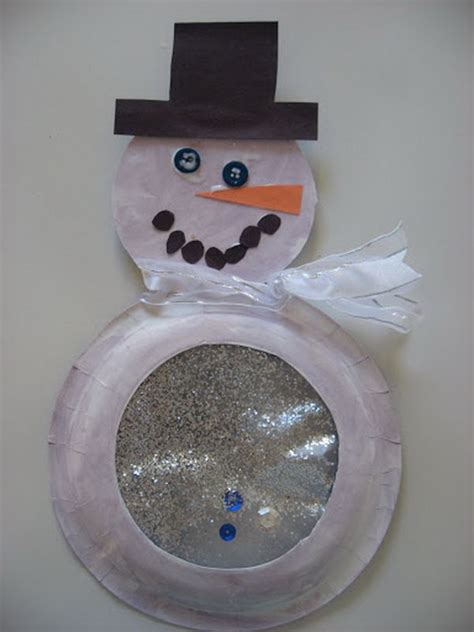 Fun and Creative Winter Themed Crafts For Kids - Hative