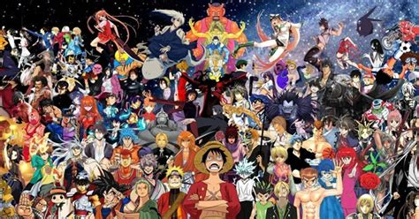 The OFFICIAL Top 100 Anime of All Time (According to the