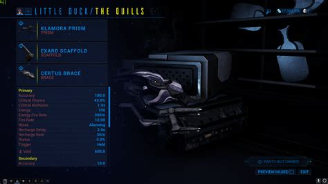 Fortuna AMP client BUG - PC Bugs - Warframe Forums