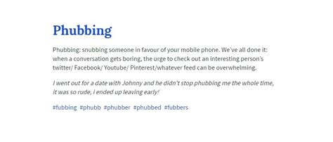 Are You Guilty of Phubbing? – India's Wedding Blog