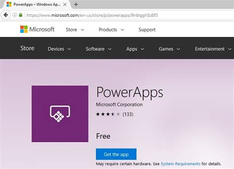 Microsoft PowerApps: Getting Started - TechNet Articles