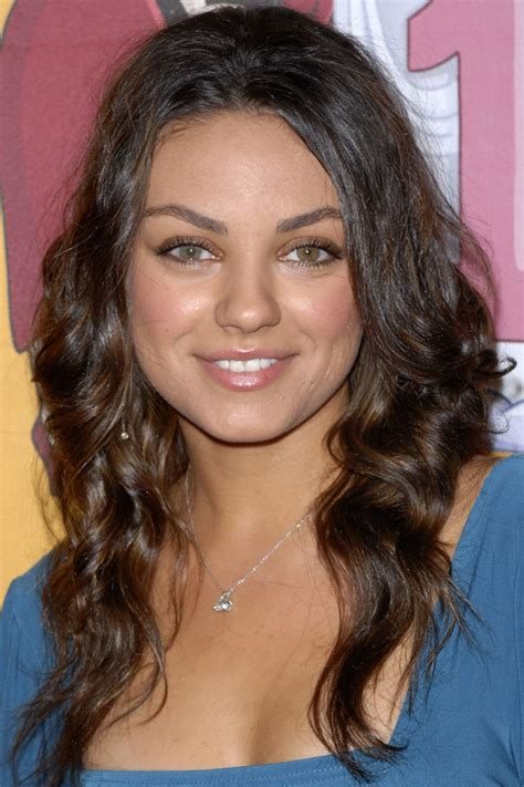 Mila Kunis, Before and After - Beautyeditor