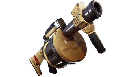 Fortnite: Battle Royale - All weapons tier list with stats