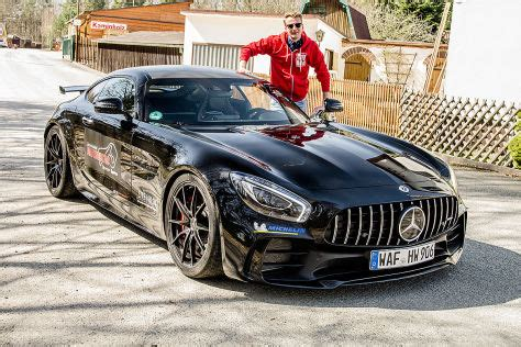 Mercedes-AMG GT R Edo Competition (2018): Test, PS, Preis
