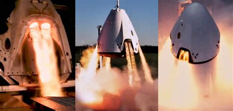 SpaceX highlights Crew Dragon SuperDraco thrusters as