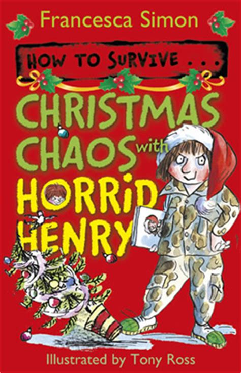 How to Survive… Christmas Chaos with Horrid Henry