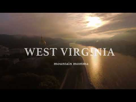 Bird's-eye View of Town, McDowell County, W