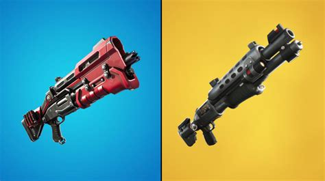 Best guns in Fortnite Chapter 2: Ultimate weapon tier list