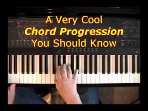 A VERY Cool Chord Progression You Can Play! - YouTube