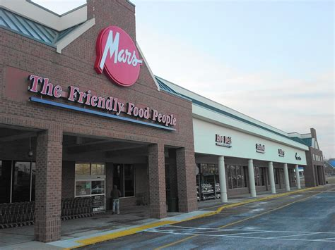 Two Mars grocery stores to close in Harford County