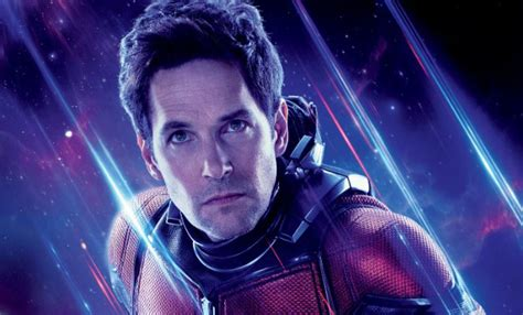 How Paul Rudd Escapes The Quantum Realm In Avengers: Endgame