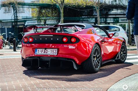 Lotus Elise S3 220 Cup - 5 May 2016 - Autogespot