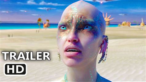 VALERIAN and the City of a Thousand Planets Trailer # 2