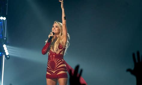 Carrie Underwood Has TWO Things to Celebrate- Football
