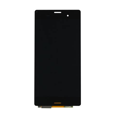 Sony Xperia Z3 Black LCD & Touch Screen Digitizer Assembly