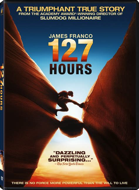 127 Hours DVD Release Date March 1, 2011