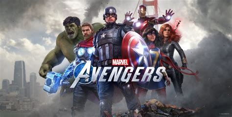 Square Enix & Marvel's Avengers Game will Support