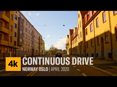 Trondheim, Norway - These cities will be very rich in 10