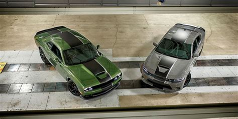 'Stars & Stripes Edition' Dodge Challenger and Charger