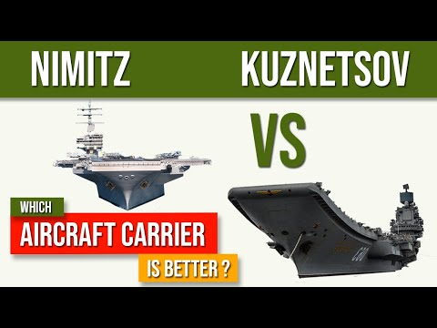 Wood Burning Aircraft Carrier – Russia's Terrifying