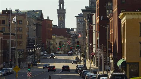 What is it like to live in downtown Worcester? - Location