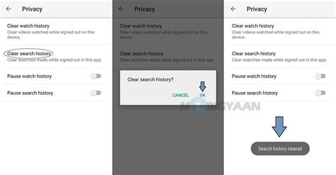 How to delete YouTube search history on Android [Guide]