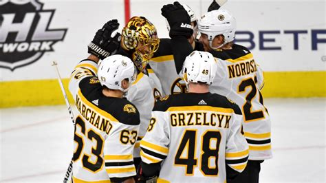 Stanley Cup 2020: Why the Boston Bruins could be champions