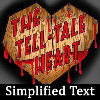 """""""The Tell-Tale Heart"""" Simplified Text for Struggling"""