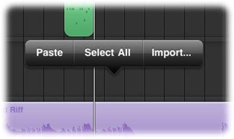 GarageBand for iPad Updated With Audio Output, File Import