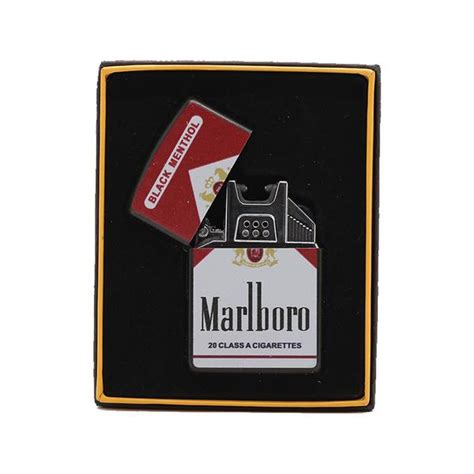 MARLBORO - ELECTRIC CURRENT RECHARGEABLE LIGHTER