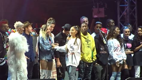 Ariana Grande - One Last Time at One Love Manchester on