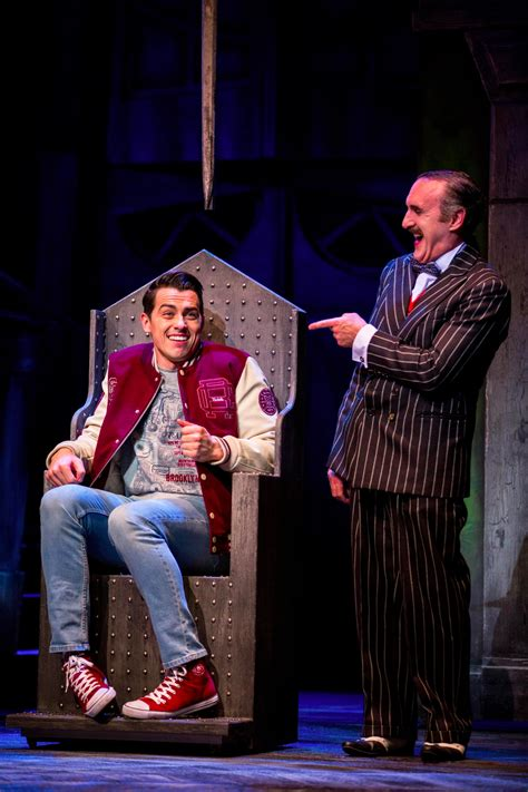 The Addams Family | Shows | Stage Faves