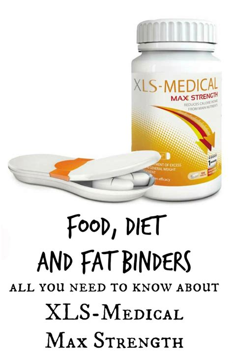 Food, Diet and Fat Binders – All you need to know about