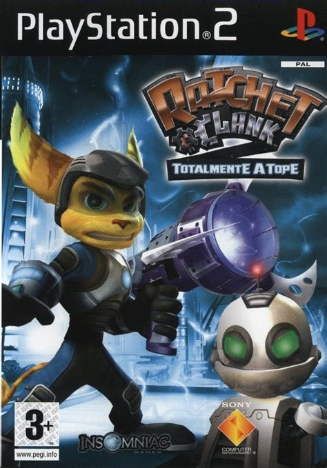 Ratchet & Clank 2: Totalmente a tope | Ratchet & Clank