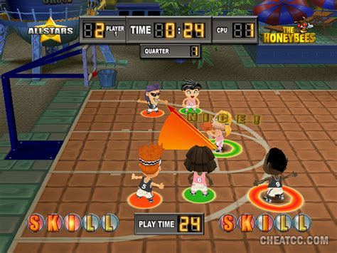 Kidz Sports Basketball Review for the Nintendo Wii