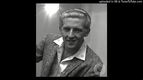 Jerry Lee Lewis - Pee Wee's place - YouTube