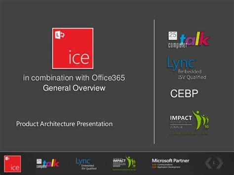 ComputerTalk's ice Contact Center for Lync solution in