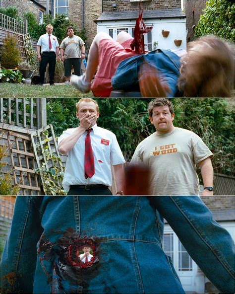 Shaun of the Dead | The dead movie, Zombie movies, Series