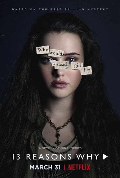 13 Reasons Why follows a long literary (and misogynistic