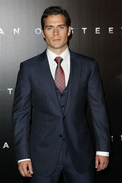 Henry Cavill Photos Photos - 'Man of Steel' Premieres in