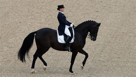 Germany reclaim dressage title as Werth joins the greats