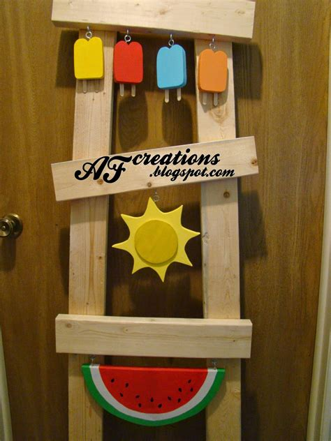 A~F Creations: Ladders and Sets
