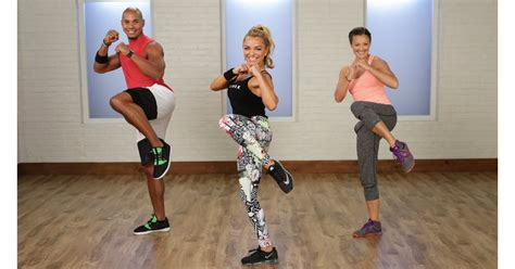 At-Home Cardio Boxing Workout   POPSUGAR Fitness Australia