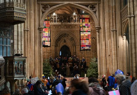 Canterbury welcomes St Nicholas – Canterbury Cathedral