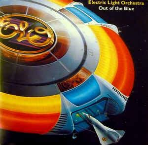 Electric Light Orchestra - Out Of The Blue | Discogs