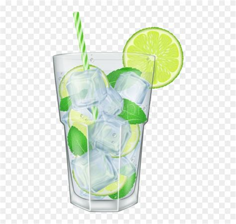 Free Png Download Mojito Cocktail Png Images Background